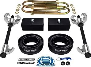 Supreme Suspensions - Full Lift Kit for 2003-2013 Dodge Ram 2500 3500 3