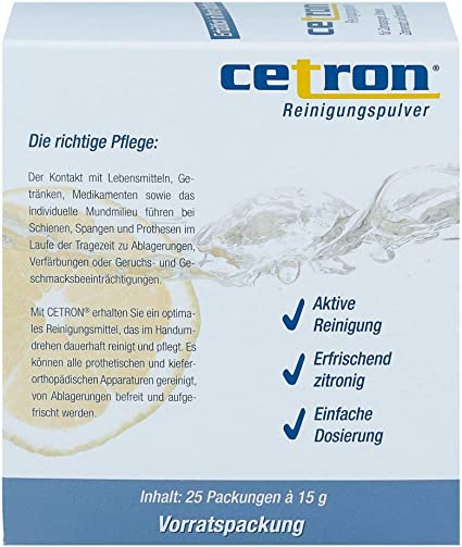 Cetron Cleansing Powder
