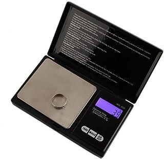 ميزان جيب الكتروني للمجوهرات والذهب والمعادن الثمينة بدقة حتى 500 جرام