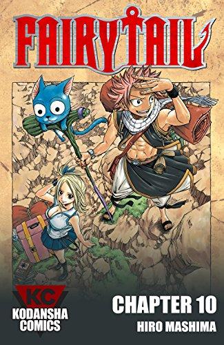 Fairy Tail #10 (English Edition)