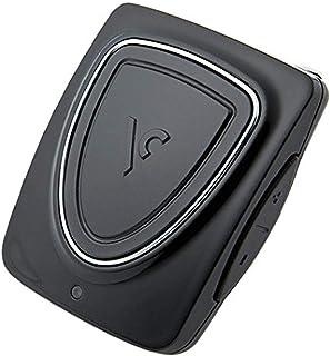 Voice Caddie VC 200 Golf GPS Rangefinder, Black photo