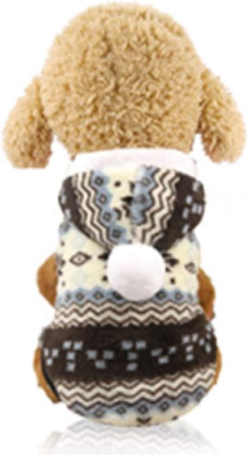 YANGDONG Sale Dog Pajamas Winter Christmas Max 47% OFF Clothing Pet So
