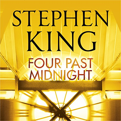 Four Past Midnight Audiobook By Stephen King cover art