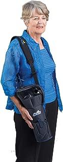 Roscoe Portable Oxygen Tank Comfort Shoulder Bag for M6/B Cylinders - Medical Oxygen Cylinder Holder