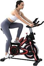 دراجة تمارين ثابتة من كولبيبي دورة تدريب القلب في الأماكن المغلقة وركوب الدراجات مع شاشة LCD