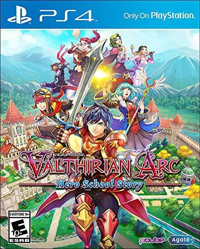Valthirian Arc - PlayStation 4