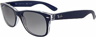 Ray-Ban RB2132 New Wayfarer Polarized Sunglasses 52mm