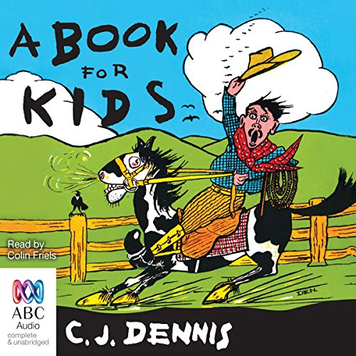 A Book for Kids audiobook cover art