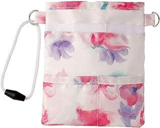 ナースリー 仕分けポケットペンケース ナース グッズ 収納 看護 女性 レディース 花柄 9001071A