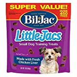 Bil-Jac Little Jacs Small Dog Liver Treats 16 oz