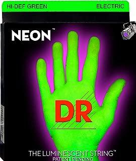 DR Strings HI-DEF NEON Electric Guitar Strings (NGE-9)