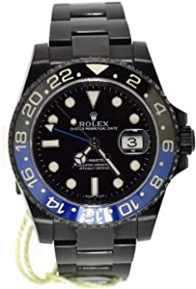 Rolex GMT Master II Automatic-self-Wind Male Watch 116710 (Certified Pre-