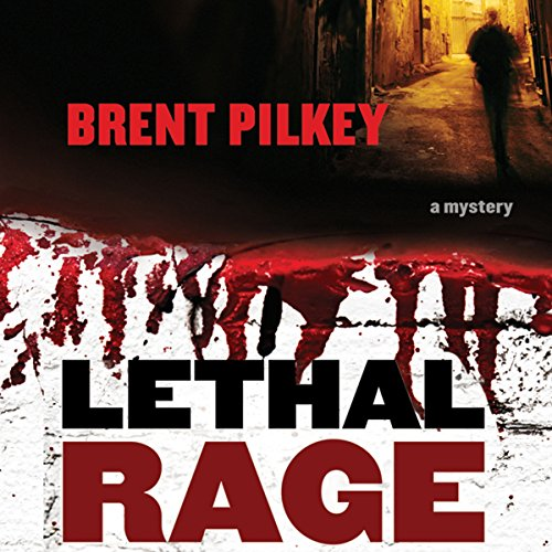 Lethal Rage audiobook cover art
