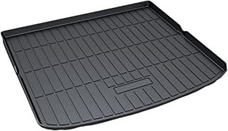 Kaungka Cargo Liner Rear Cargo Tray Trunk Floor Mat Waterproof Protector for 2015 2016 2017 2018 Ford Edge (Only Fit that with Five Chairs) ¡