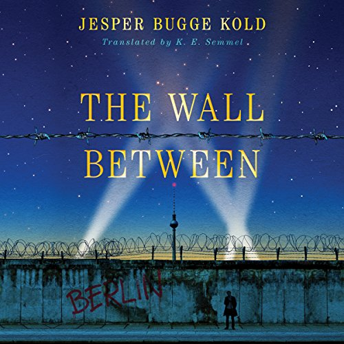 The Wall Between audiobook cover art