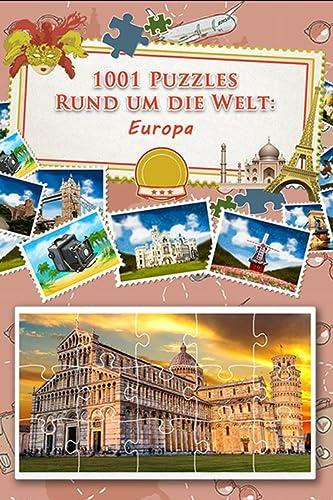 1001 Puzzles - Rund um die Welt: Europa [PC Download]