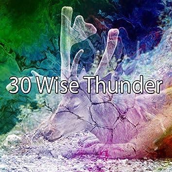30 Wise Thunder
