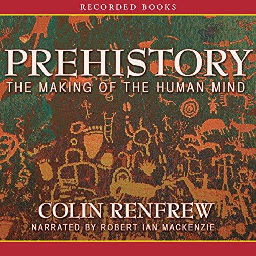 Prehistory audiobook cover art