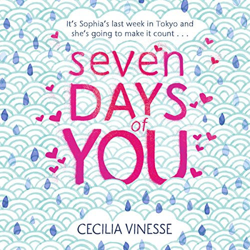 Seven Days of You                   By:                                                                                                                                 Cecilia Vinesse                               Narrated by:                                                                                                                                 Madeline Rose                      Length: 7 hrs and 21 mins     2 ratings     Overall 4.0