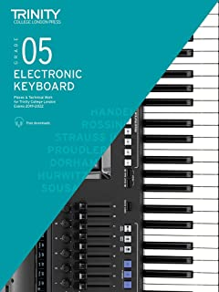 Trinity College London Electronic Keyboard Exam Pieces &