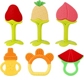 Explore safe teethers for babies
