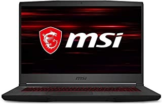 "MSI GF65 THIN 10SER 15.6"" FHD (1920x1080) 144Hz IPS INTEL COMET LAKE i7-10750H+HM470 16GB RAM 512GB SSD NVIDIA GEFORCE RTX..."