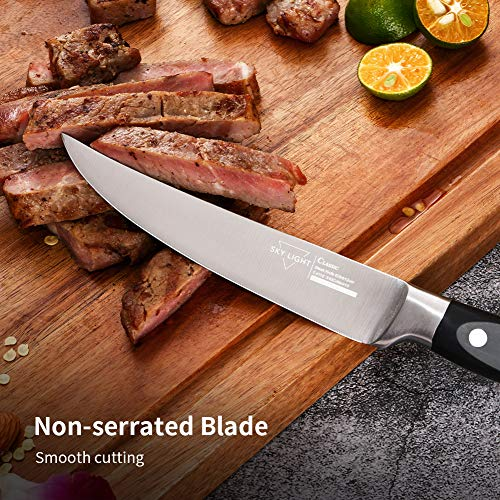 Steak Knife Set By Sky Light