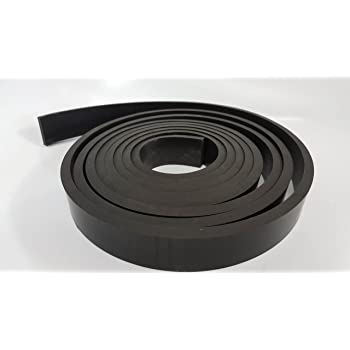 Amazon Com Rubber Sheet Warehouse 062 1 16 Thick X 2 Wide X 10 Long Neoprene Rubber Strip Commercial Grade 65a Smooth Finish Solid Rubber Perfect For Weather Stripping Gasket Costume Diy Home