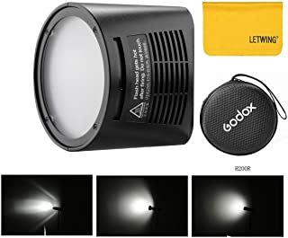 Godox H200R Gold 200Ws Flash Super Power y Natural Luz Efectos para Godox AD200 Pocket Flash Light y efectos de luz Portát...