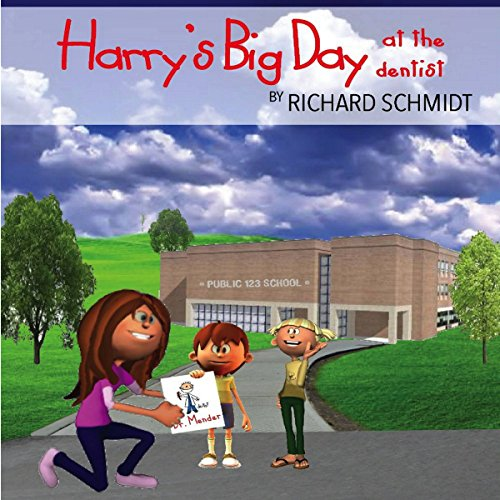 Harry's Big Day at the Dentist cover art