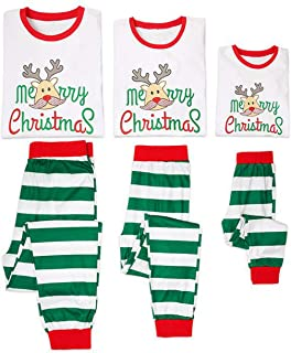 43c9de01cc Amazon.com  Relatives   Family - Pajama Sets   Sleepwear   Robes ...