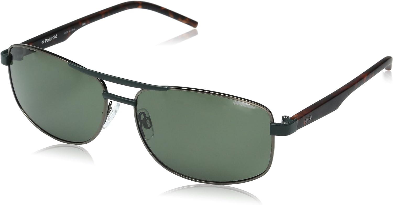 Polaroid Sunglasses Men's Pld2040 S Rectangular All 35% OFF stores are sold