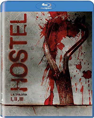 Hostel 1-3 - Bd Tri [Blu-ray]