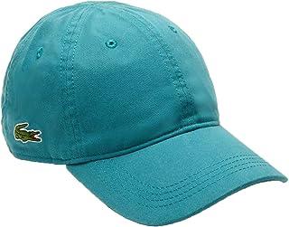5f62333299 Lacoste - Casquette de Baseball - Homme Bleu Tide Blau Taille Unique