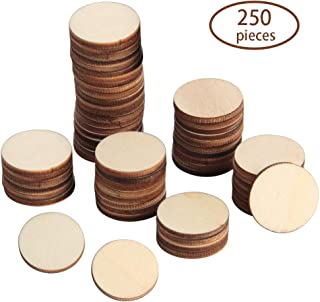 Best 12 round wooden discs Reviews