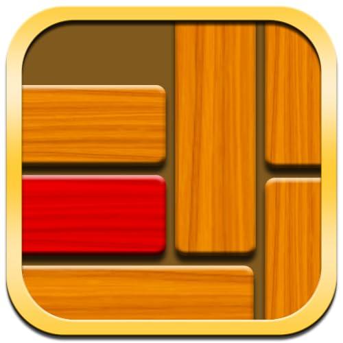 『なつかしのブロック移動パズルゲーム - Unblock Me Premium』の1枚目の画像