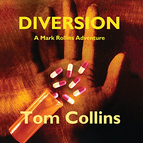 Diversion: A Mark Rollins Adventure audiobook cover art