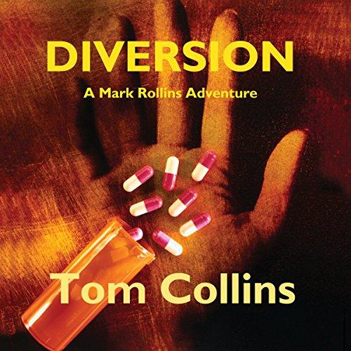 Diversion: A Mark Rollins Adventure audiobook cover art