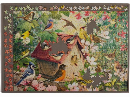 jigthings JIGBOARD 1000 - Jigsaw Puzzle Board for up to 1,000 Pieces from