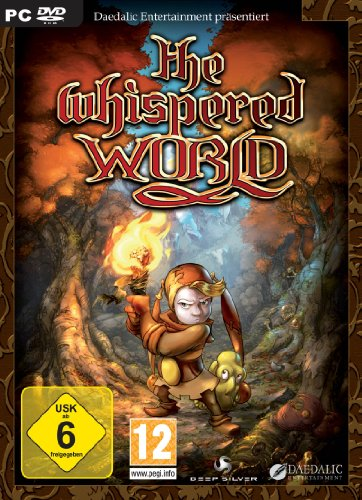 The Whispered World » das Review & Test zum Adventure