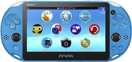 PlayStation Vita Wi-Fi model Aqua Blue (PCH-2000ZA23)...