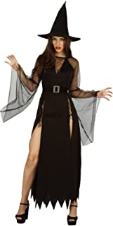 U LOOK UGLY TODAY Womens Halloween Costume Jumpsuit Bloody Nun Skeleton X-Ray Cosplay Fancy Party Dress One Size