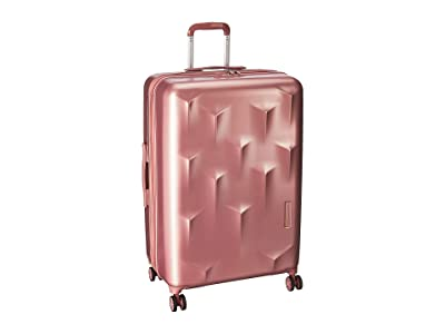 Hedgren 29 Carve LEX Expandable Spinner (Blush) Luggage