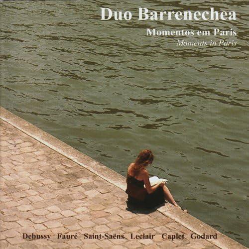 Duo Barrenechea feat. Sérgio Barrenechea & Lúcia Barrenechea
