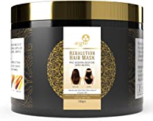 Aegte Keralution Hair Mask Infused with KERATIN & BIOTIN for all Hair types-100ml/3.4fl.oz