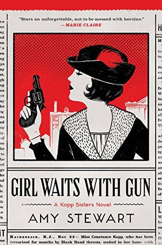 Image of Girl Waits with Gun (A Kopp Sisters Novel Book 1)