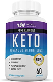 keto weight loss pills by VN Vital Nutrition