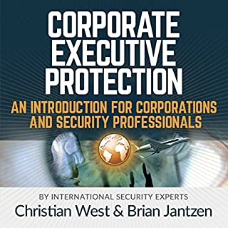 Corporate Executive Protection audiobook cover art