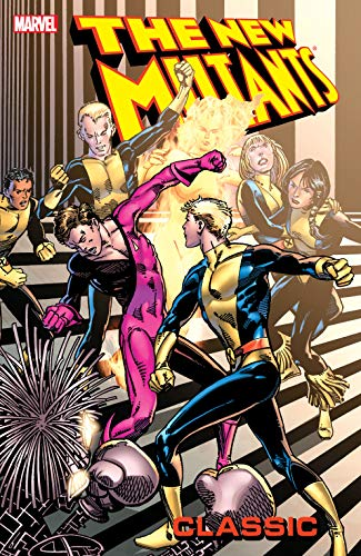 New Mutants Classic Vol. 6 (New Mutants (1983-1991)) (English Edition)