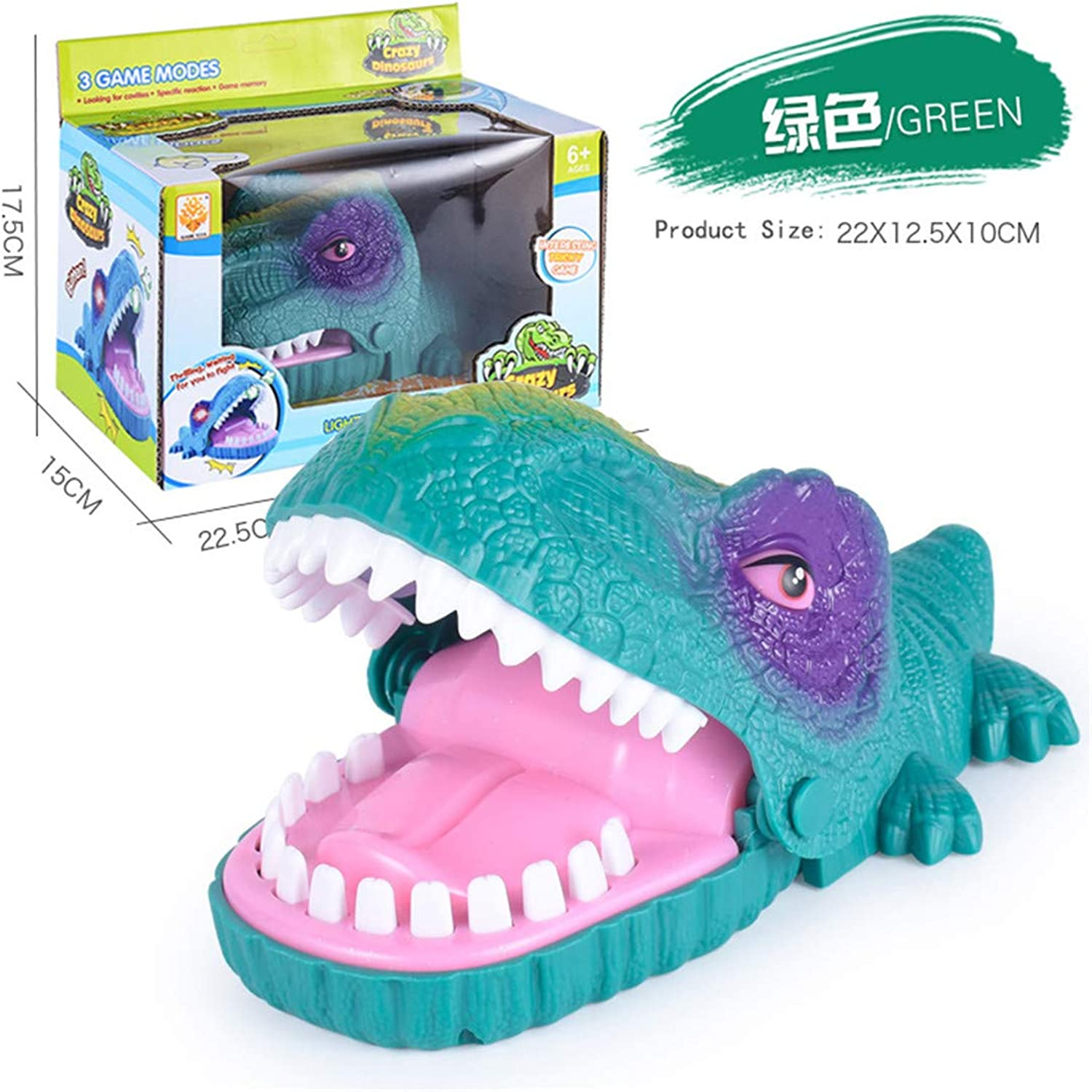 Novelty Electric bite Toy Puzzle Baby Toys Have Simulated Laughter Design